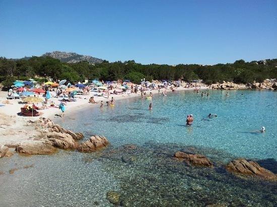 Spiaggia dei Capriccioli Arzachena