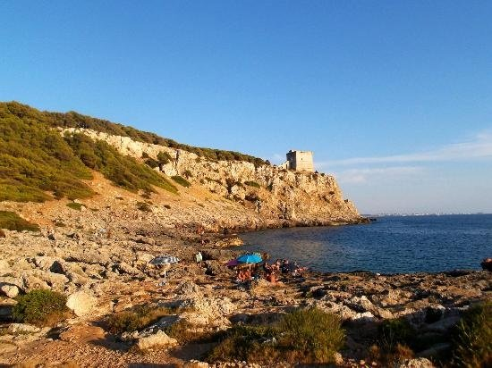 Baia Porto Selvaggio Lecce