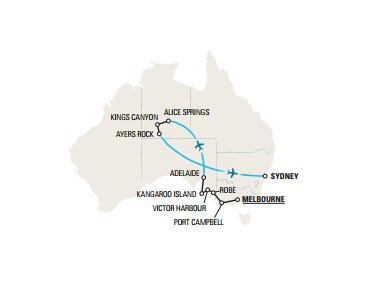 itinerario orizzonti