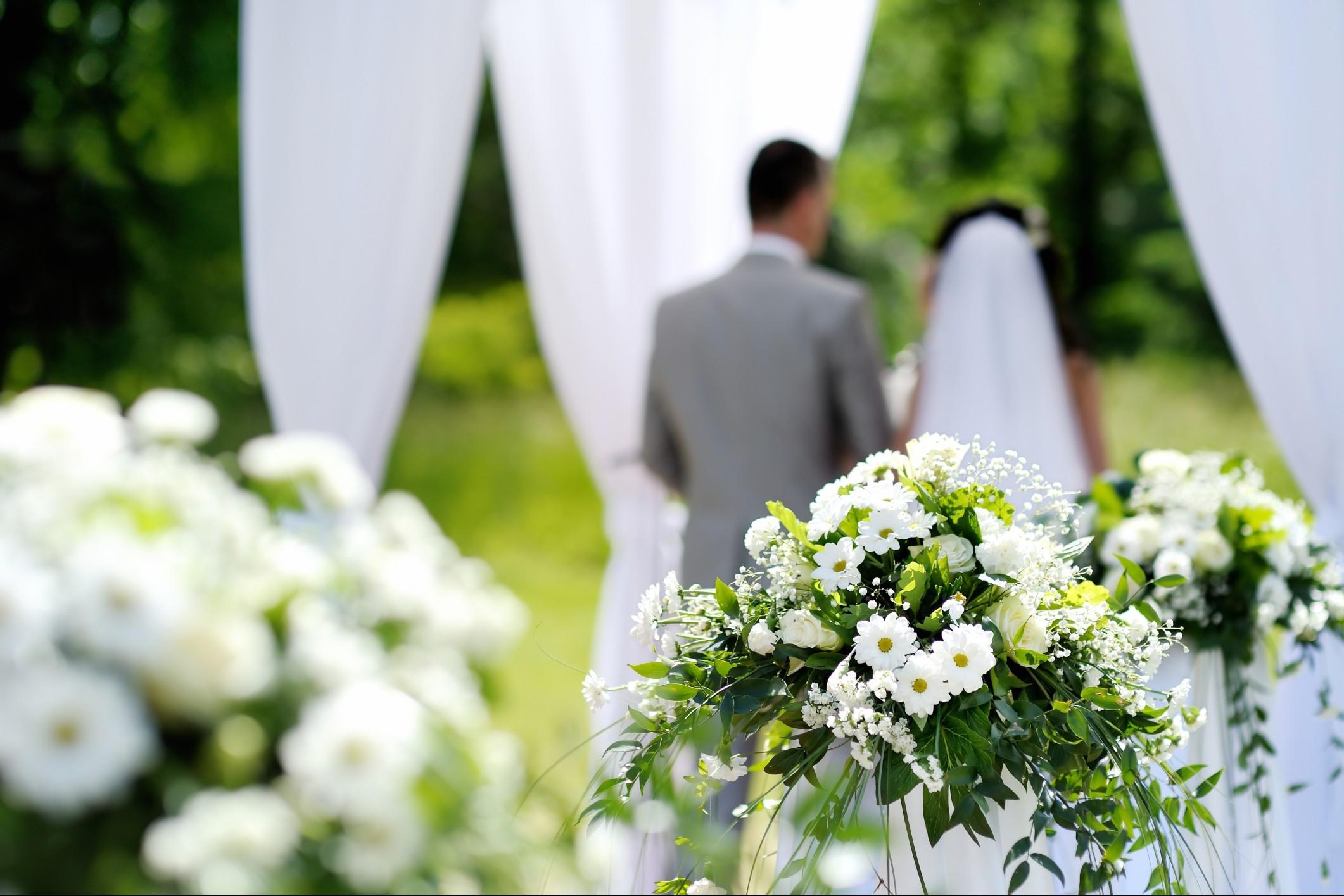Favorito Matrimonio. Gli Addobbi floreali YS22